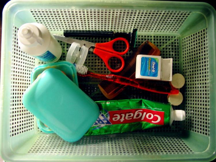 Produits d'hygiène personnels