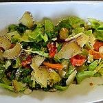 Salade végétarienne. Copyright © pjnours