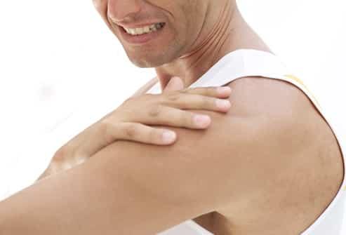 Douleurs au bras